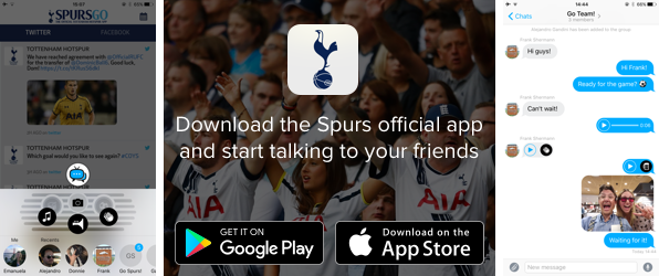 Spurs Go and TOK.tv